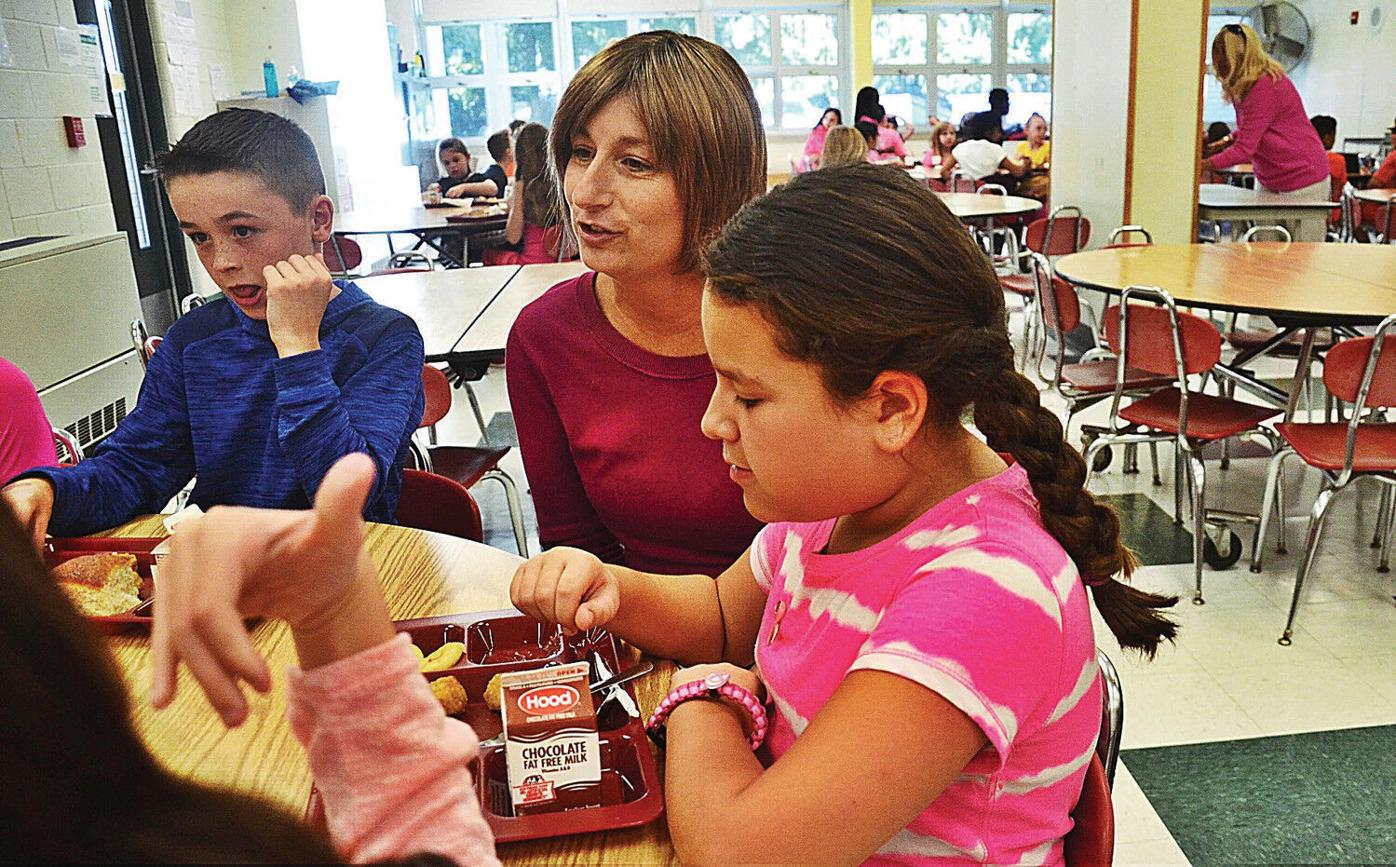 Allendale Wears Pink honors principal facing breast cancer