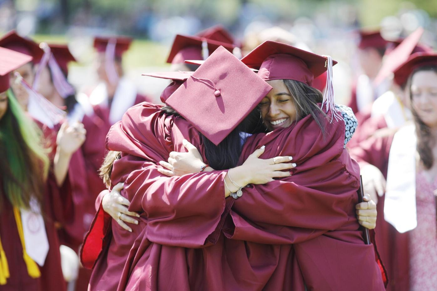2021 Monument Mountain Graduation