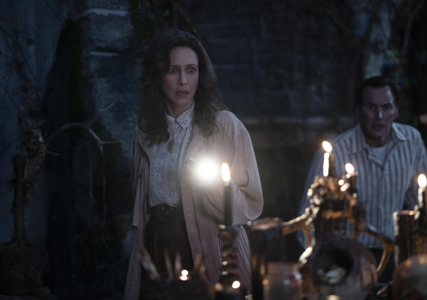 Film Review - The Conjuring: The Devil Made Me Do It