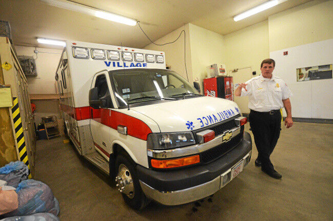 Long ride to the hospital: Ambulance services adjust to changing medical landscape in Berkshire County