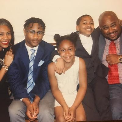 The Dews Family
