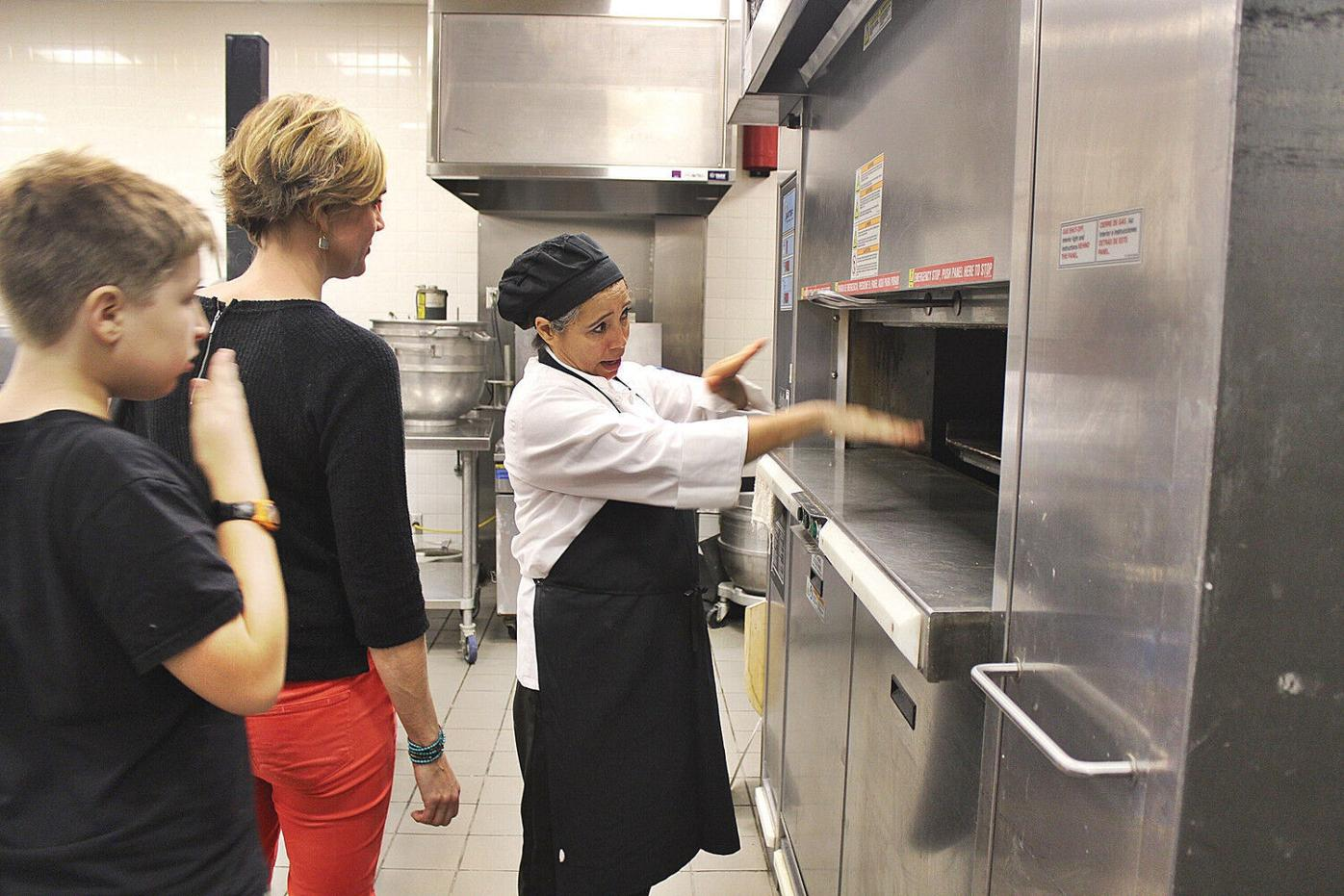 At Williams College, a cooking show set to music