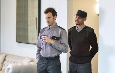 Stand-up actor plays a stand-up guy in a stand-down world in Capital Repertory Theatre's 'Lobby Hero'