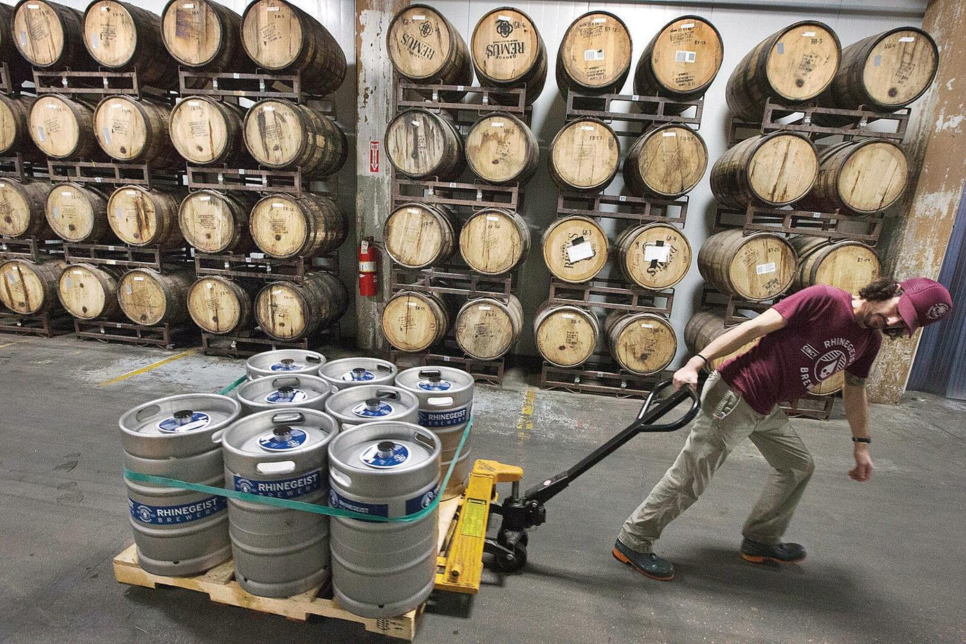 A better, more stable, drinkable beer? Thank you, Industrial Revolution