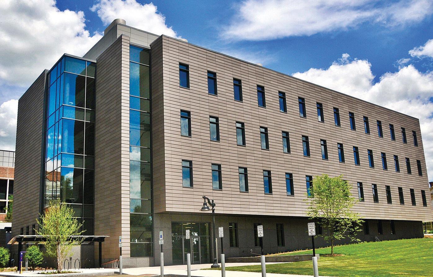 Williams College debuts new $66 million science center