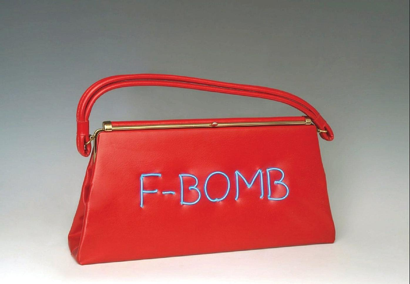 Dropping an 'F-bomb'
