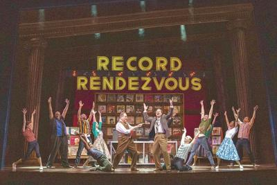 The beat goes on in slim musical about the father of rock and roll, Alan Freed, at BTG's Colonial Theatre
