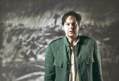 """Critic's Notebook: Music under siege in Met's """"Wozzeck"""""""