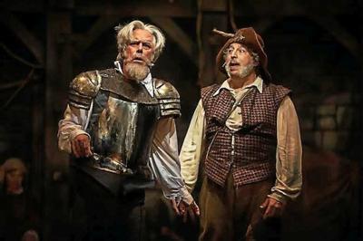 A convincing 'Man of La Mancha' at Barrington Stage