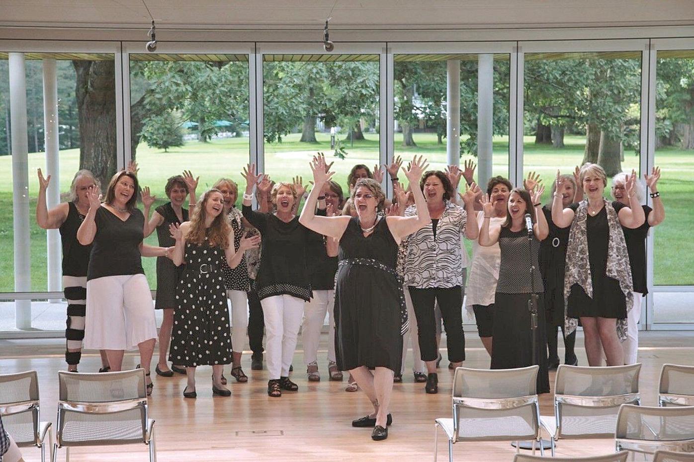 Berkshire Hills Chorus: 50 years of sweet harmony
