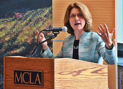 Former MCLA President Mary Grant to head Edward M. Kennedy Institute