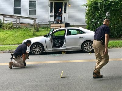 One wounded in Pittsfield shooting, officials say