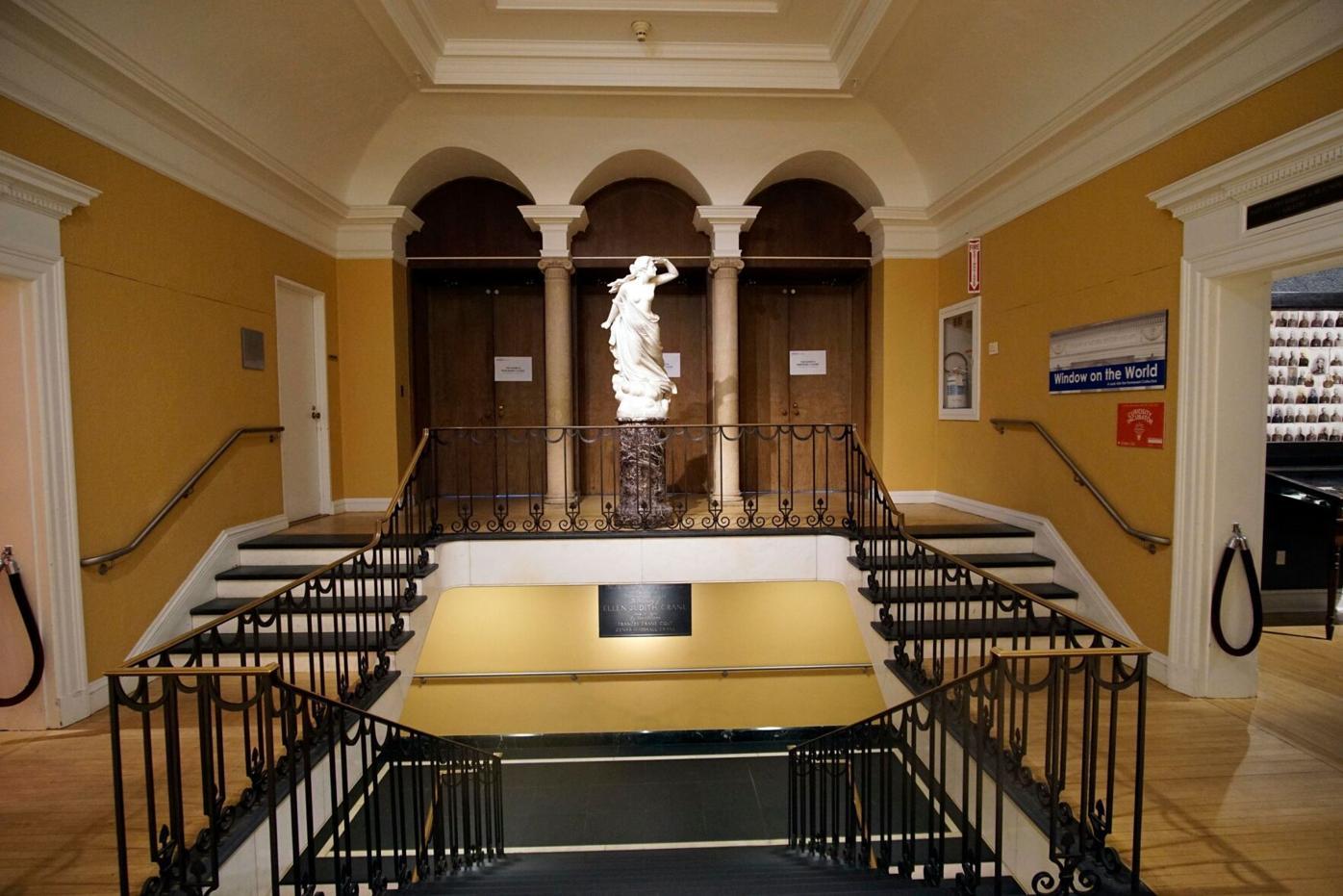 Berkshire Museum art auction not discussed in focus groups
