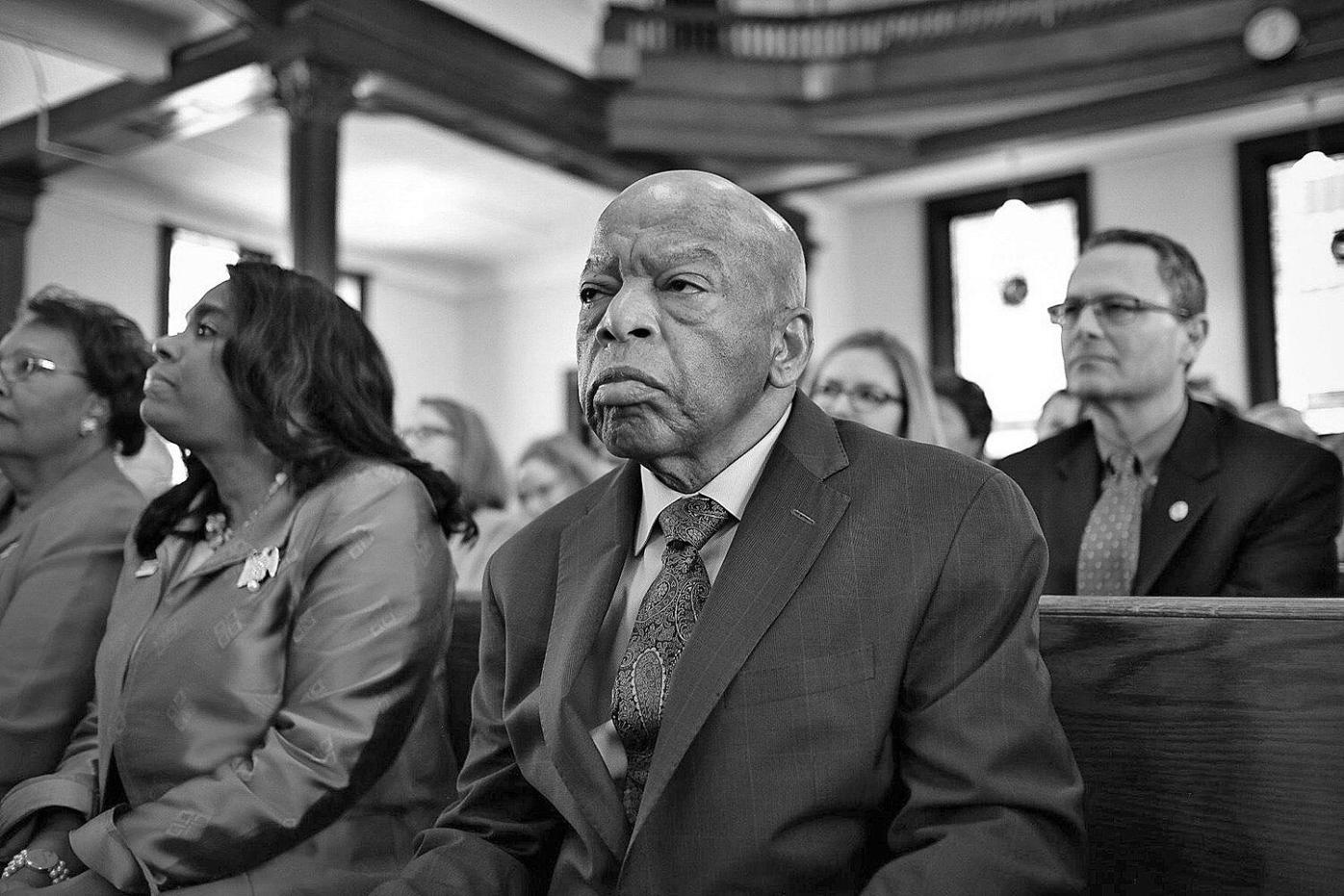 'John Lewis - Good Trouble': 'Our past is not past'