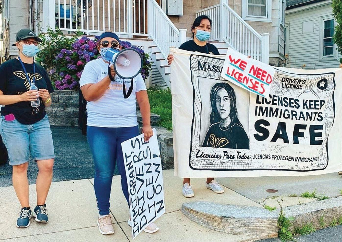 Immigrant driver's license bill sought by Rep. Farley-Bouvier stalls in House (copy)