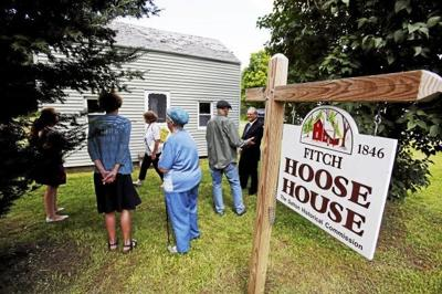 Dalton house tied to Underground Railroad to see renovation, excavation