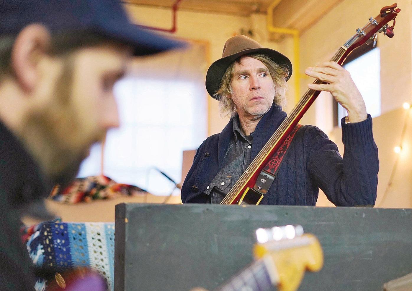 The Whiskey Treaty Roadshow recording begins with the rhythm