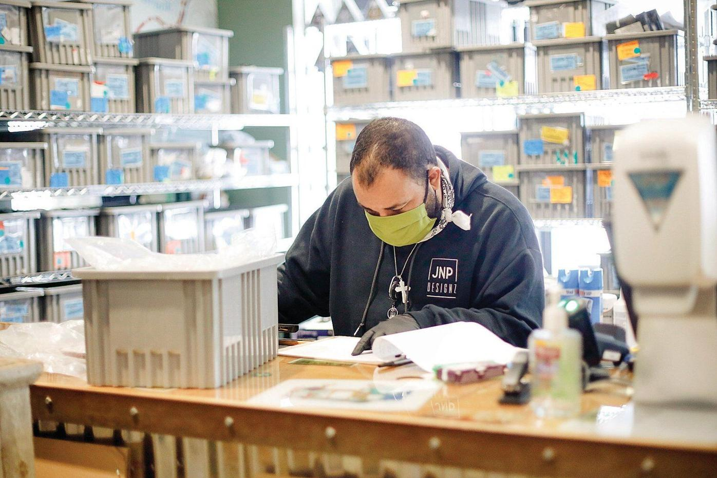 Retail pot shops, hurting for green, prepare for curbside pickup