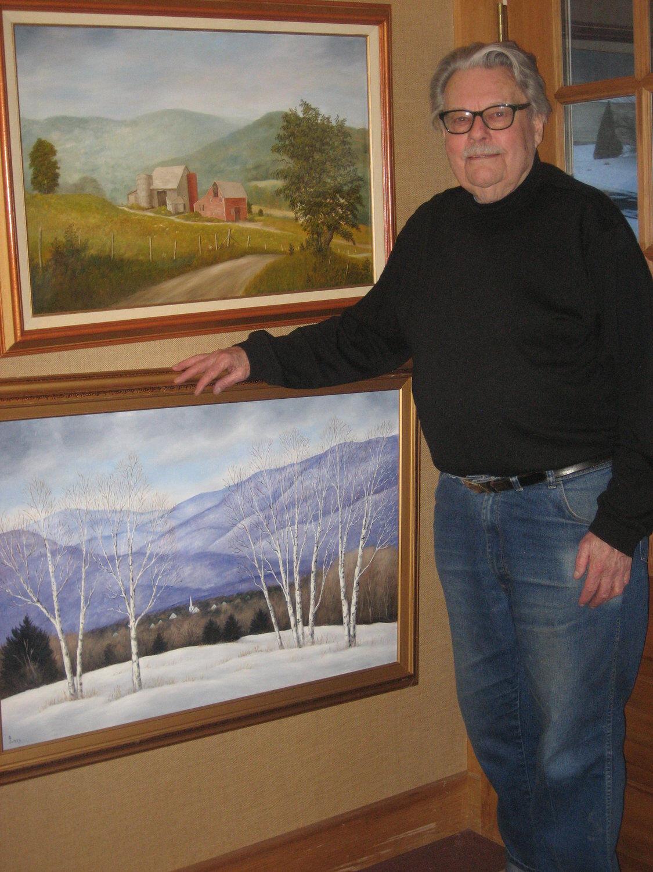 Final Arthur Jones retrospective up now at 3 Pears Gallery