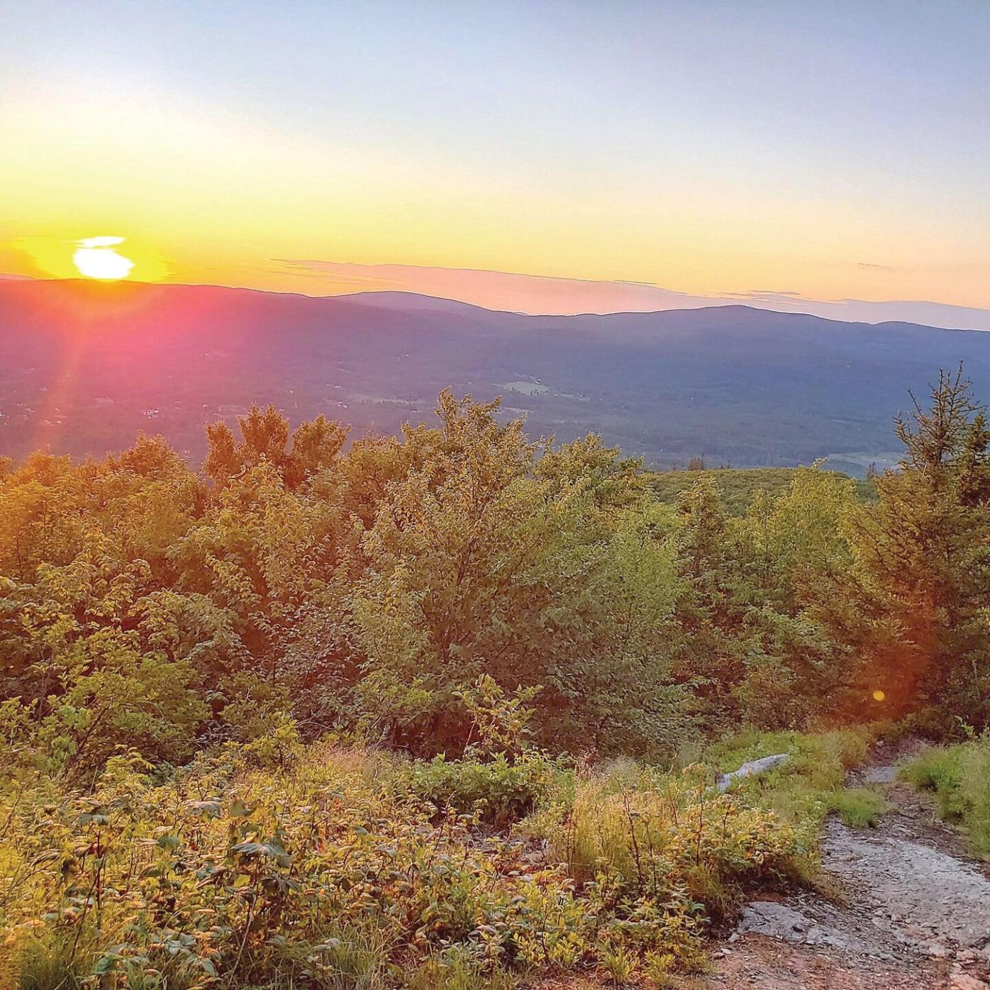 Hike Highlight | Hoosac Range Trail: Step away from your desk after a long day