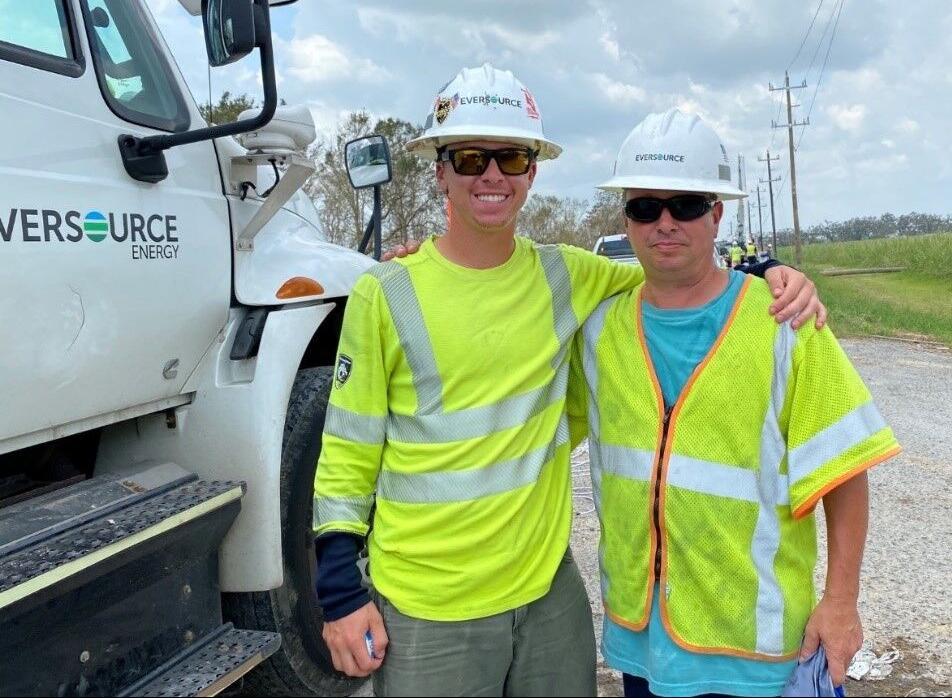 Matt and Chris Ferrarin in Louisiana.jpg