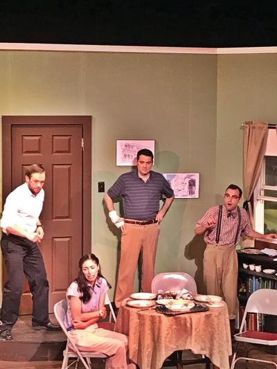 A time for laughter at The Theater Barn