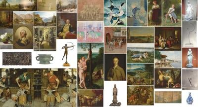 The 40: Berkshire Museum works of art headed to auction
