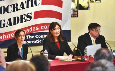 3 Berkshire District Attorney candidates have their say at Pittsfield debate