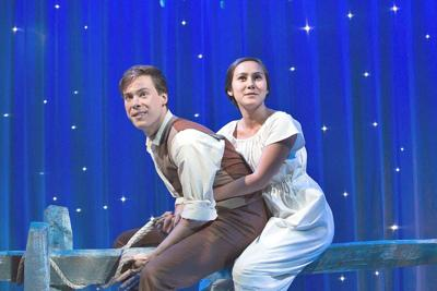 Sweet dreams are made of love in 'Mary's Wedding' at Chester Theatre Company