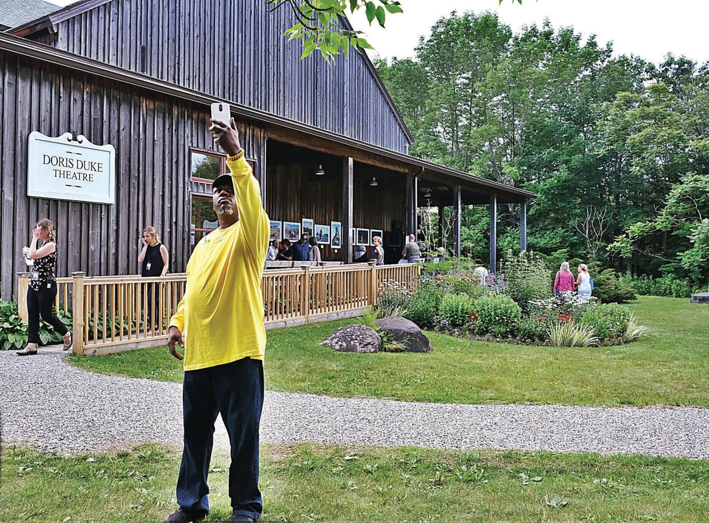 A delicate dance: Veterans captivated by very carefully planned day at Jacob's Pillow