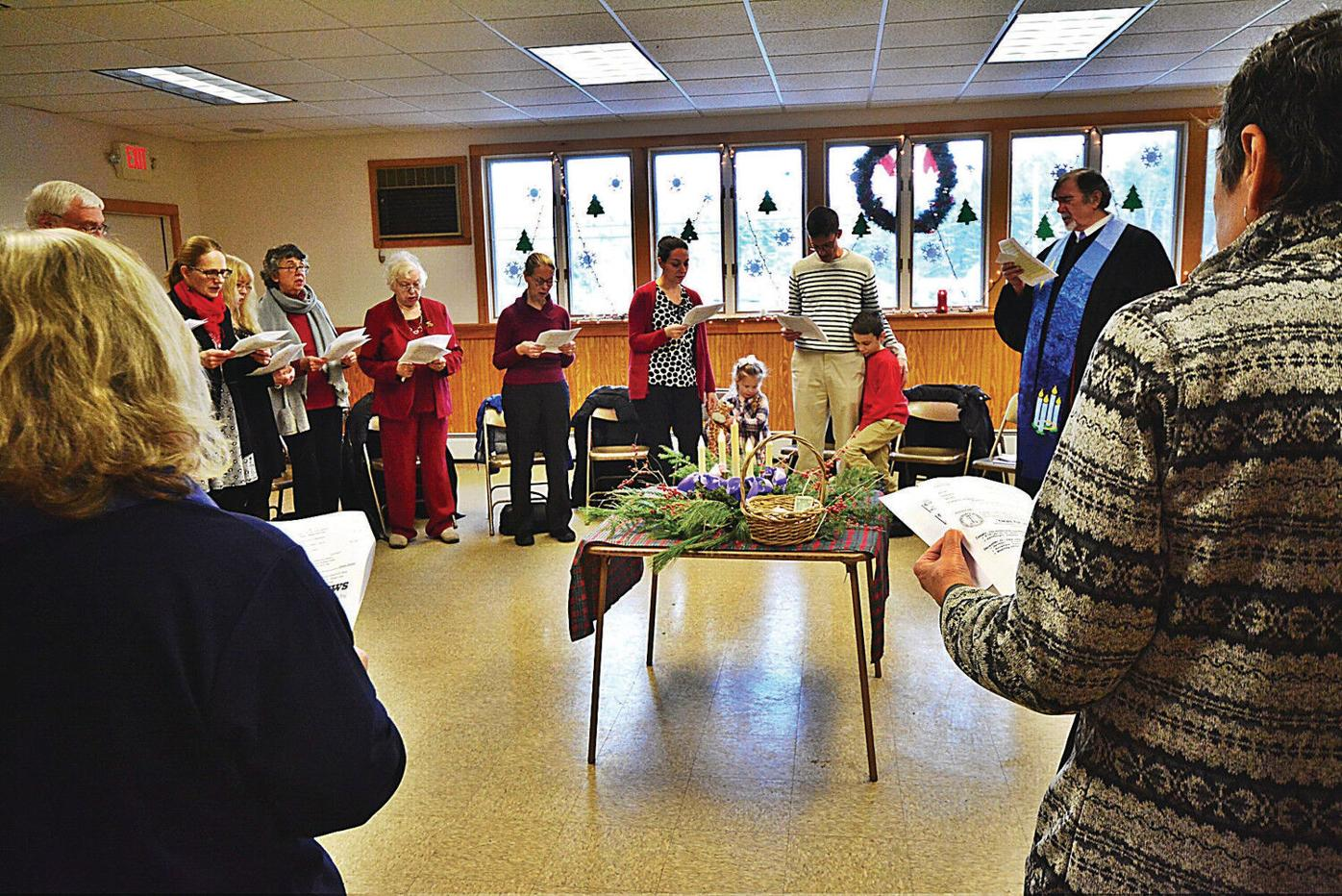In Canaan, N.Y., a community rallies after Congregational Church fire