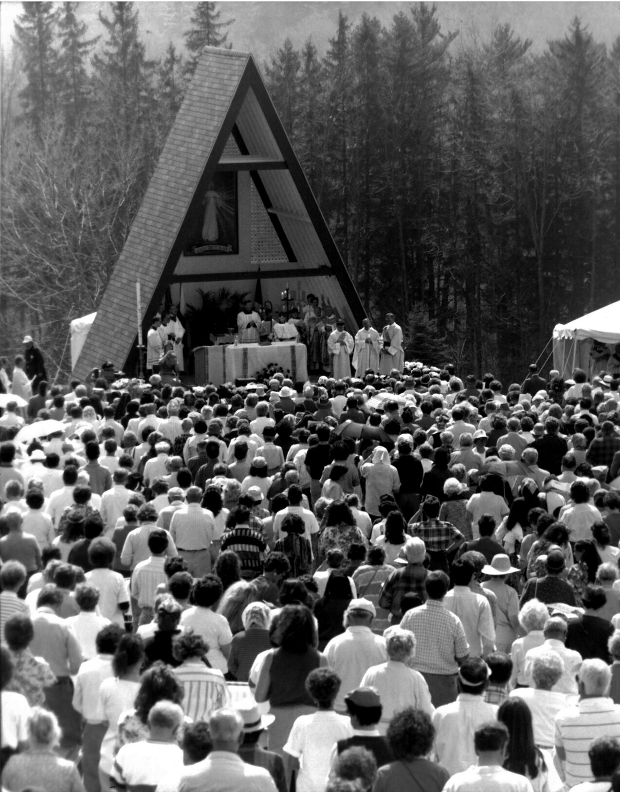 Divine Mercy Sunday, 1993