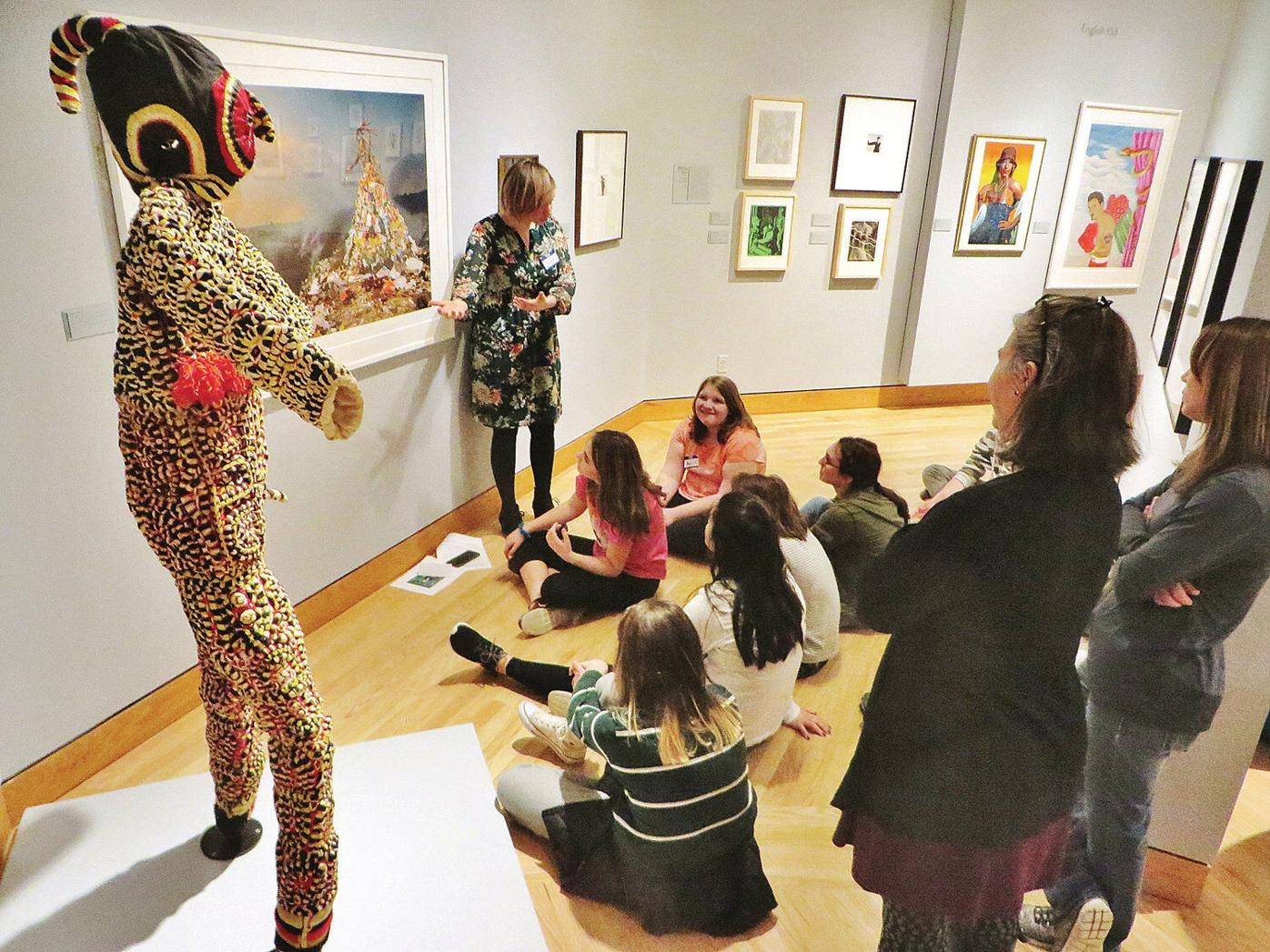 Classroom of the Week: Creating a culture of respect through art and middle school