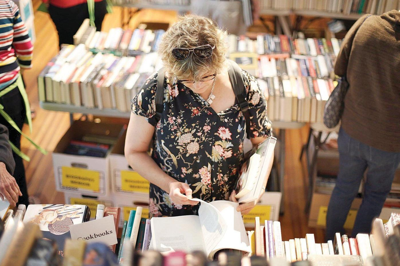 Spencertown festival speaks volumes to the allure of books