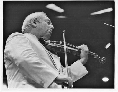 Virtual Tanglewood: 'Isaac Stern, Fiddler' and a discovery