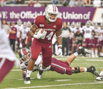 UMass football gashed by Southern Illinois at home