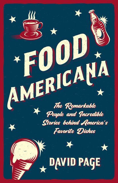 Food Americana Book Cover