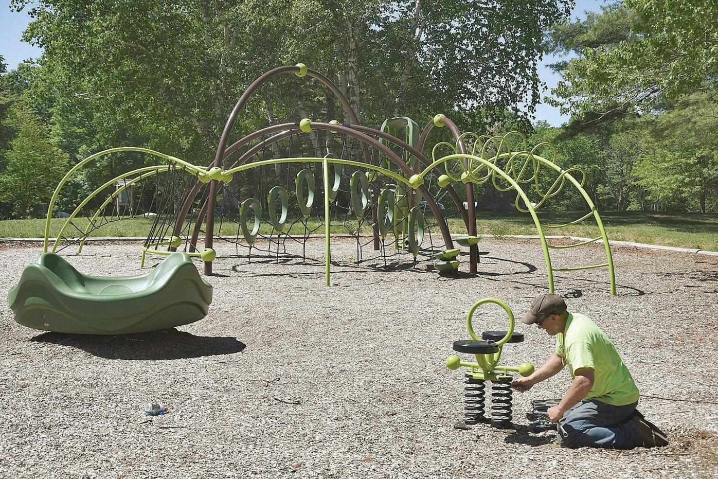 Playing it safe: How Berkshire communities are handling playgrounds, parks reopening