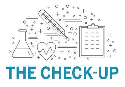 Check-Up logo fixed