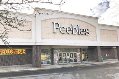 Peebles changing over to Gordmans and is hiring in North Adams