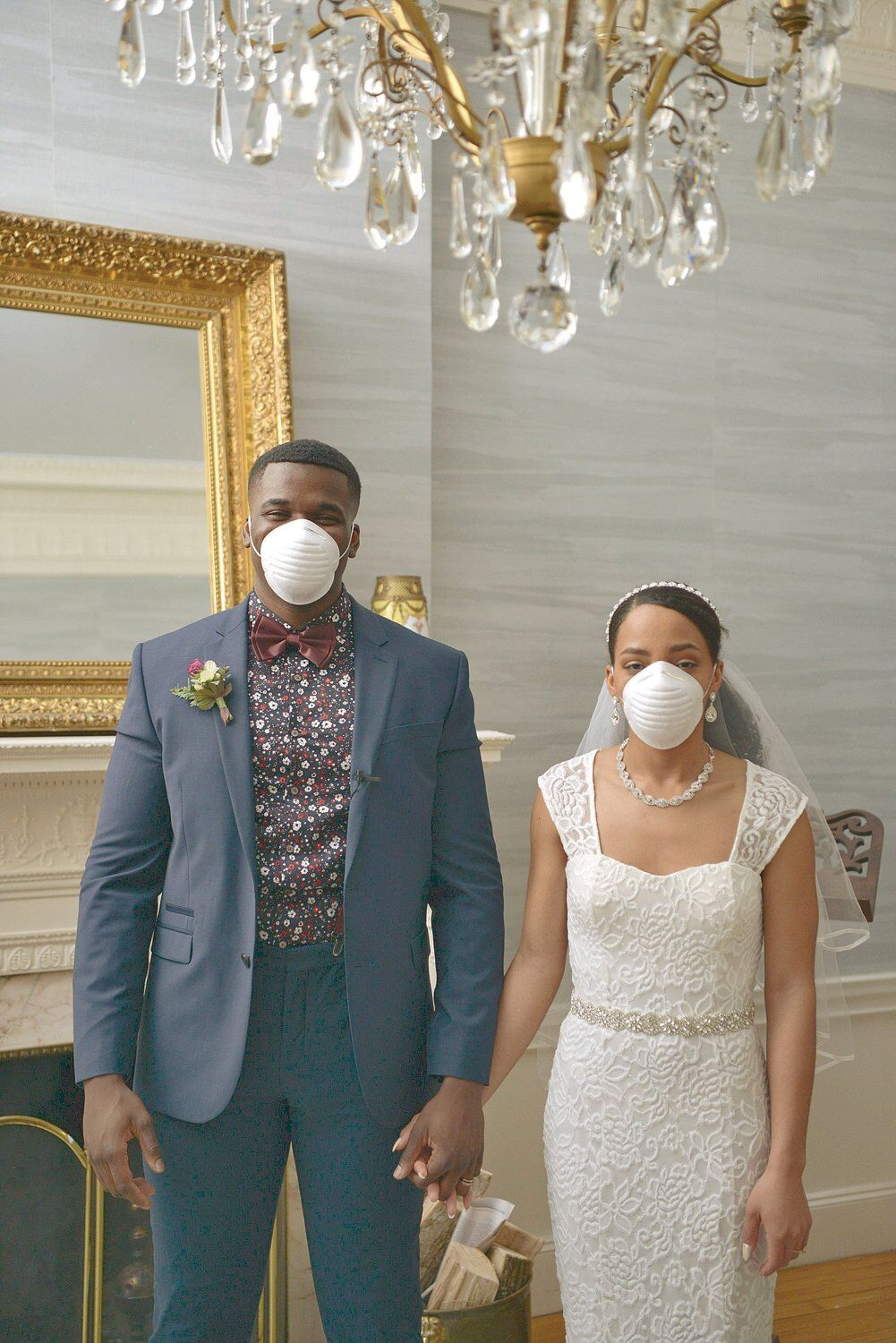 For some couples, pandemic brings with it the wedding bell blues