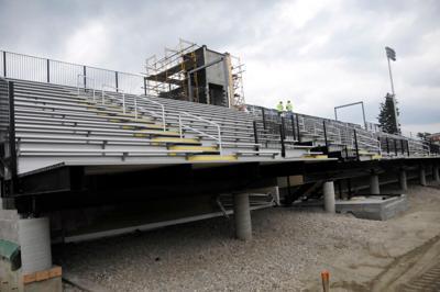 Williams College's Weston Field undergoing $22 million modernization