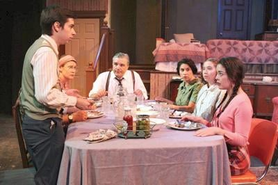 'Brighton Beach memoirs' offers smiles for a summer night at Oldcastle Theatre Company.