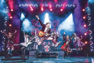 Kids rock in 'School of Rock'