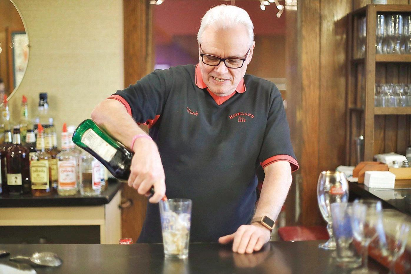 Straight Up: Richard Wood at The Highland, like the bar he tends, keeps it classic