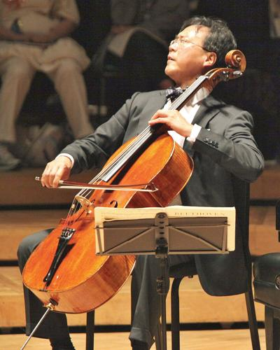 Yo-Yo Ma bringing 'Day of Action' to Pittsfield Common