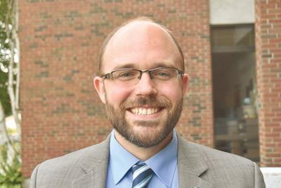 North Adams City Councilor Ben Lamb