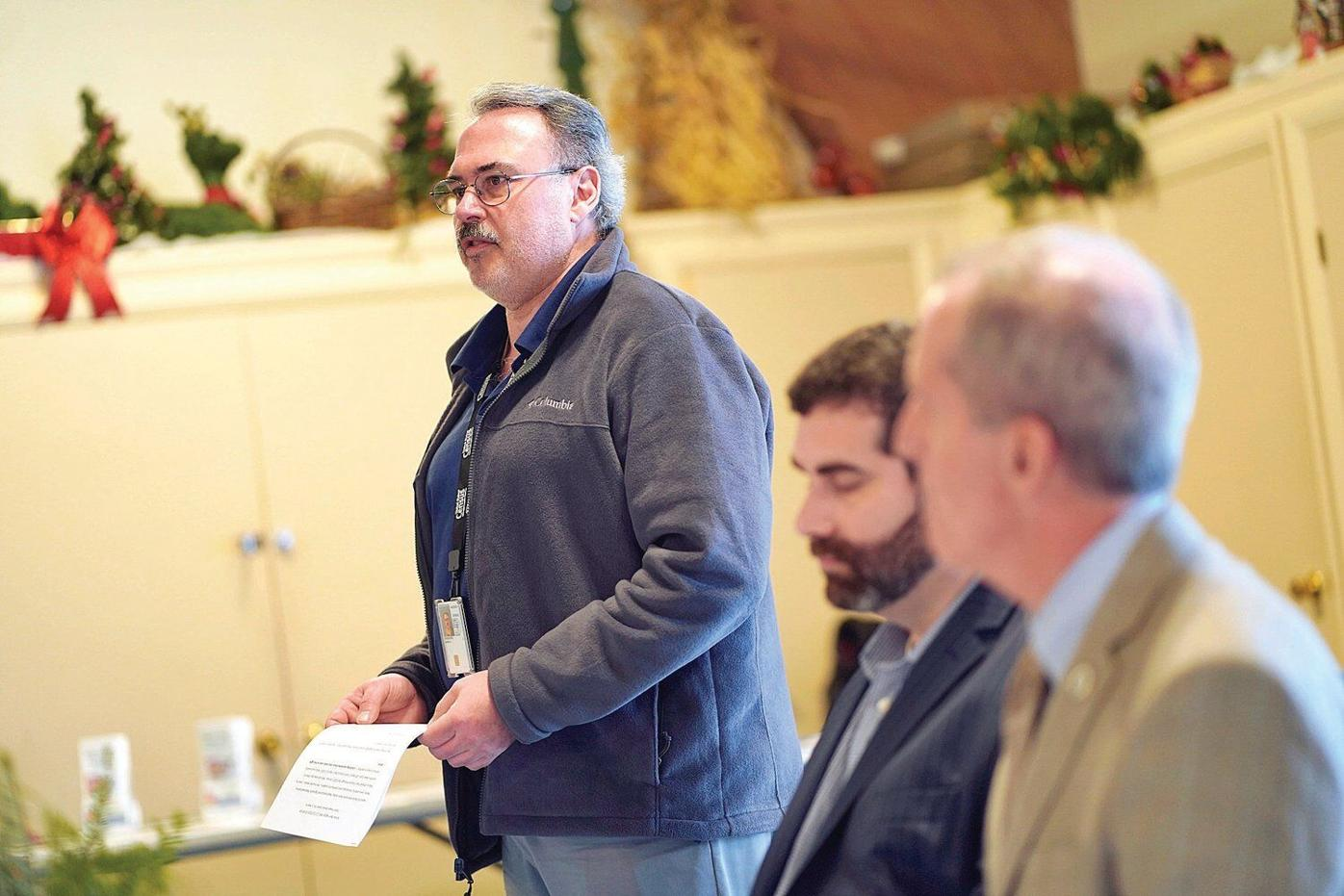 At information sessions, importance of census participation driven home