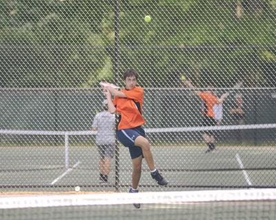 Lee boys tennis finishes as runner-up in Western Mass. D-III tournament