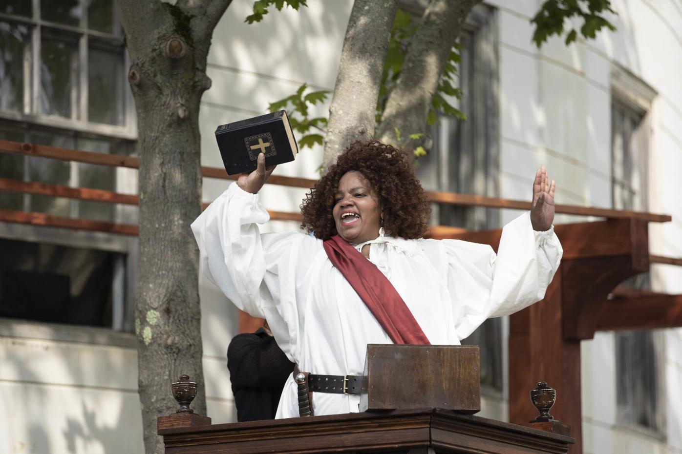 Debra Ann Byrd Becoming Othello